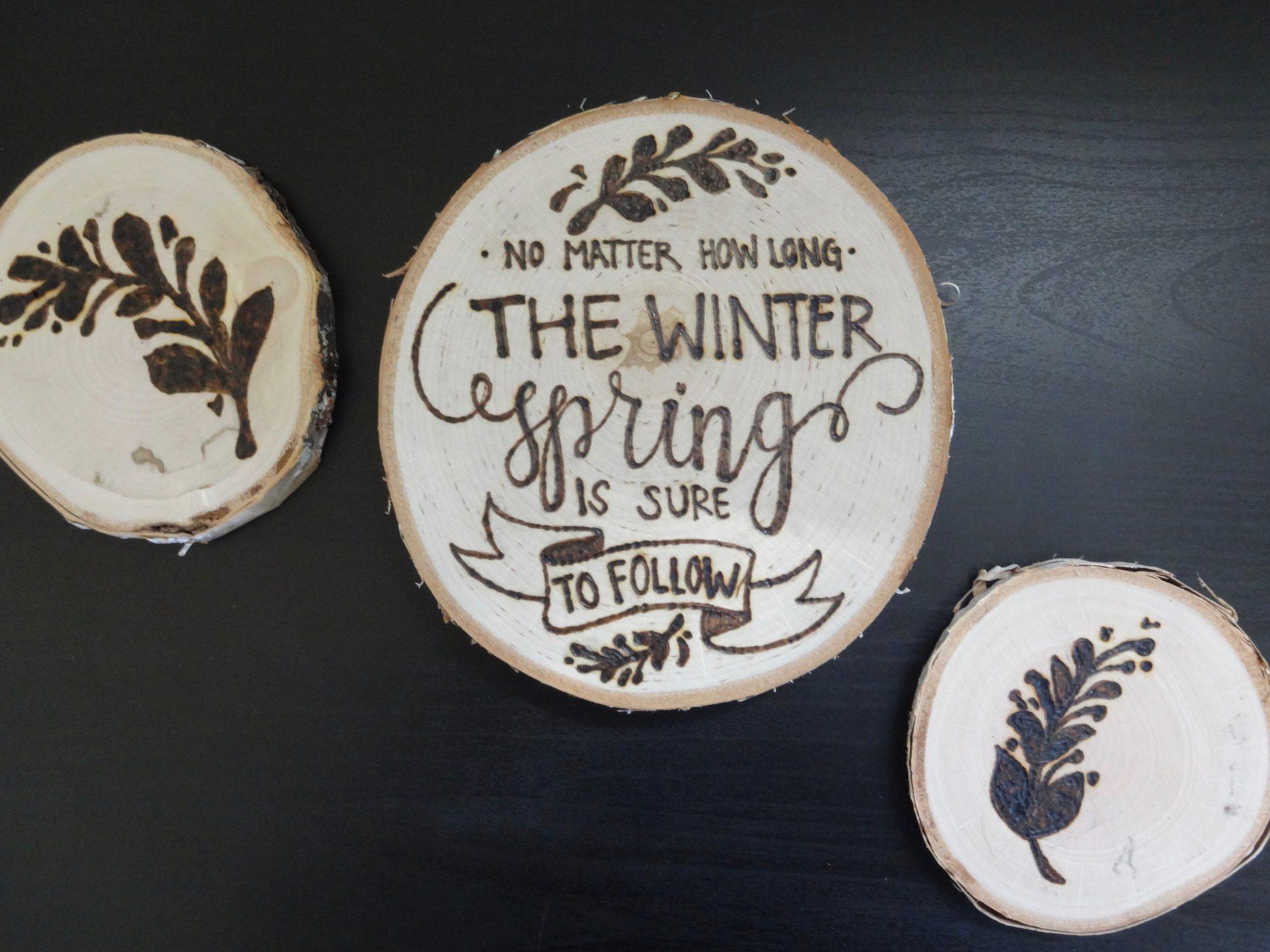 DIY Woodburning Tutorial