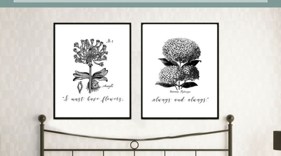 Nab this Gorgeous Farmhouse Inspired Print from Andi Coleman Design!