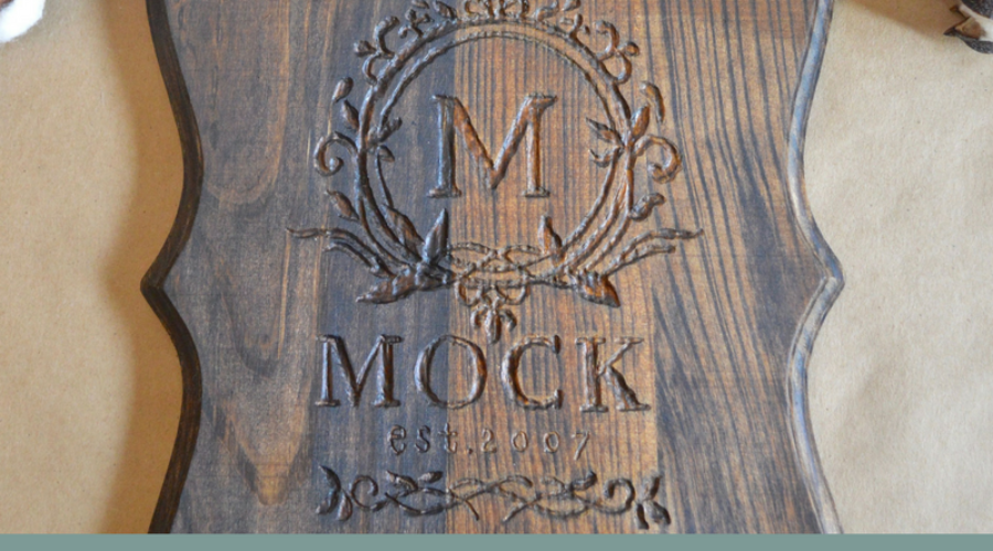 How to Make an Engraved Wooden Sign with a Dremel… A Beginner's Tutorial!