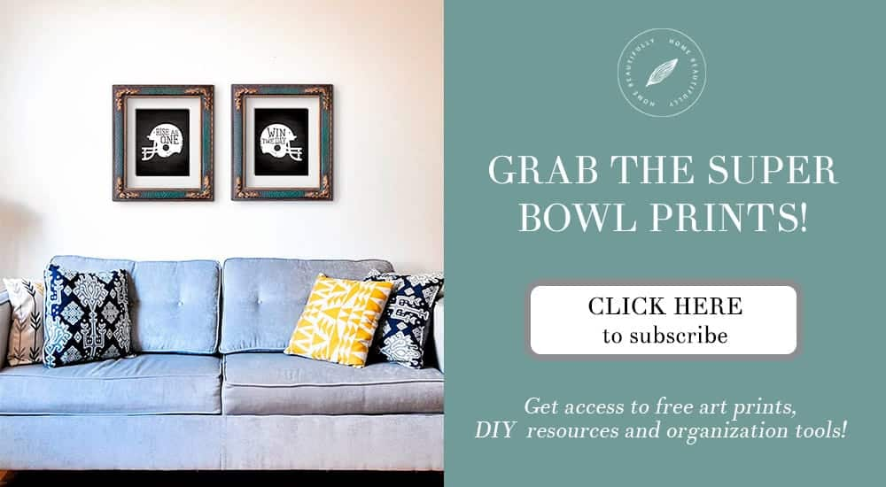 Download These Free Super Bowl Decorations
