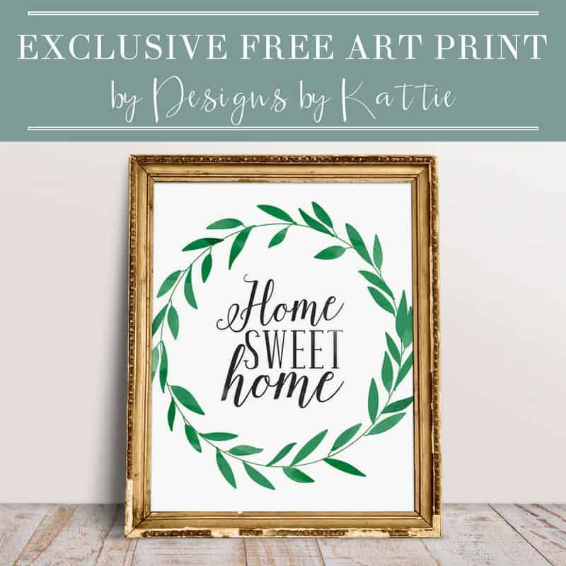 free art print from designs by kattie