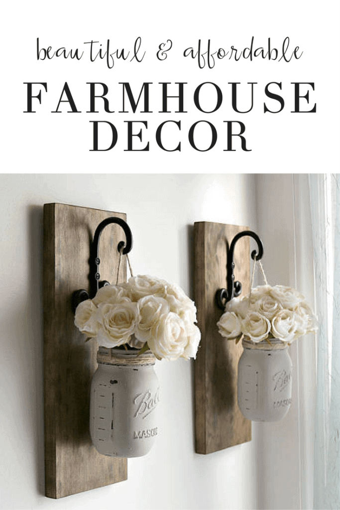 Farmhouse Home Decor Ideas | Easy and Affordable Decor Inspiration on cabin designs, shabby chic designs, cottage designs, bungalow designs, ranch designs, stable designs, joy designs, kitchen designs, barn designs, houses designs, doghouse designs, warehouse designs, rustic designs, english designs, townhouse designs, chicken coop designs, porch designs, craftsman designs, tipi designs, farm designs,