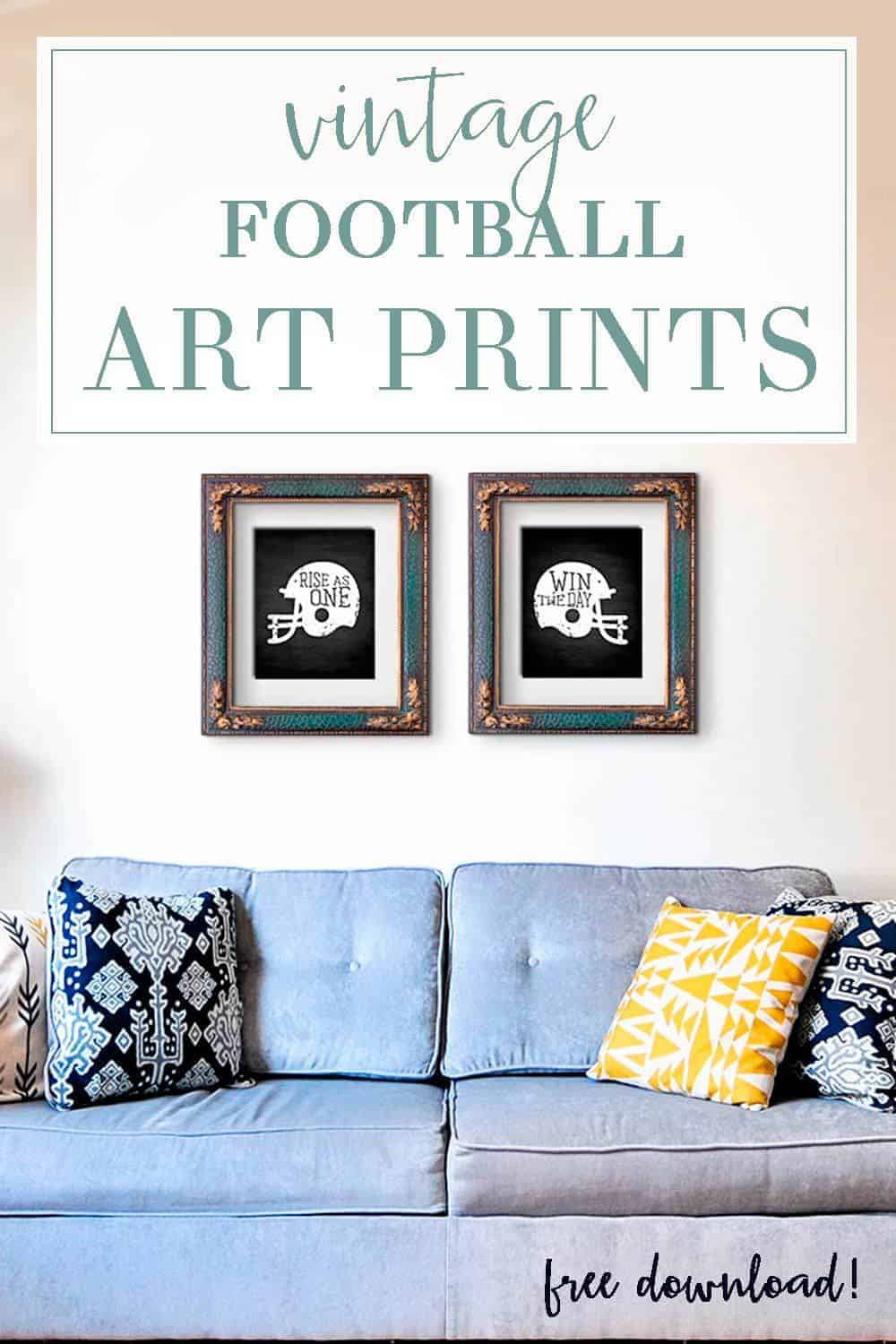 Whether You Re Looking For Inexpensive Football Decorations Cute And Unique Super Bowl Or Wall Decor A Themed Party