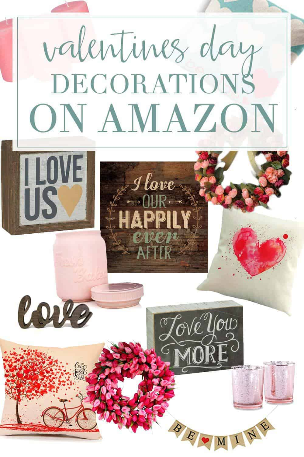 The Best Valentines Day Decor On Amazon Home Beautifully