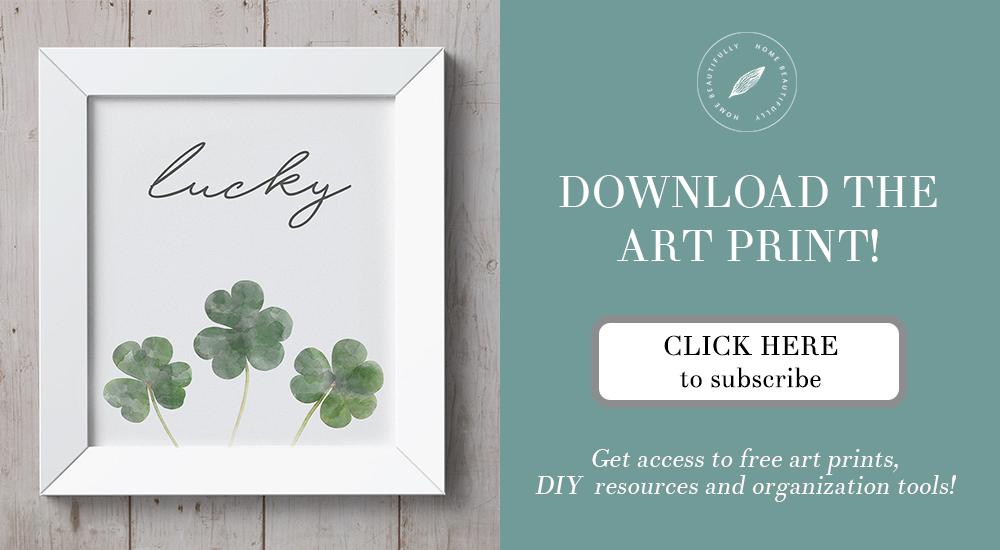 St Patricks Day Art