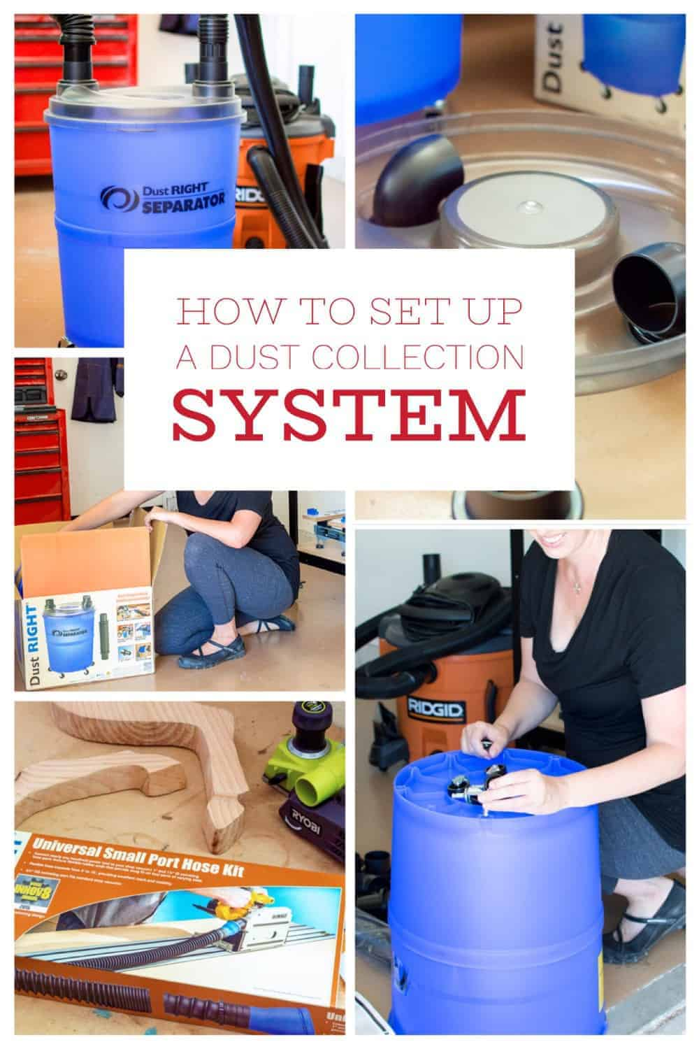How To Set Up An Affordable Dust Collection System