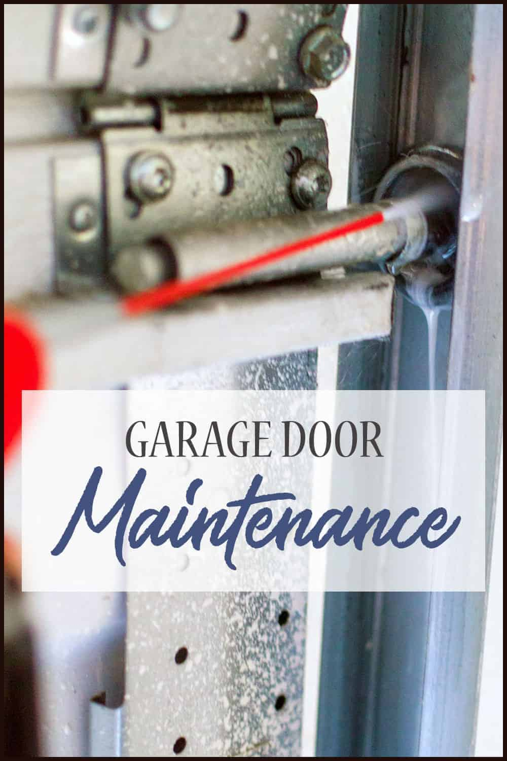 7 Easy Ways To Use Garage Door Lubricant Home Beautifully